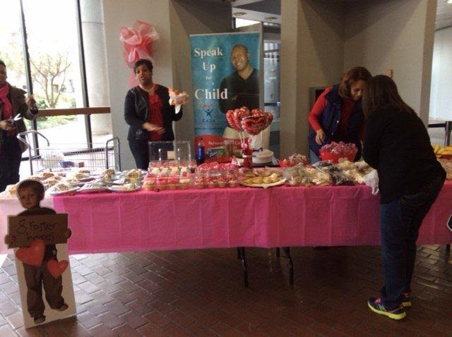 CASA annual Love a Child Bake Sale